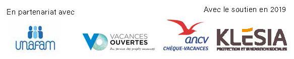 logos financeurs et partenaires